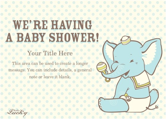 the most wanted collection of best baby shower invitations ev