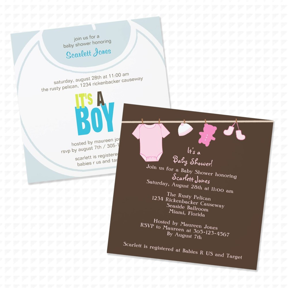amazing best baby shower invites you must see