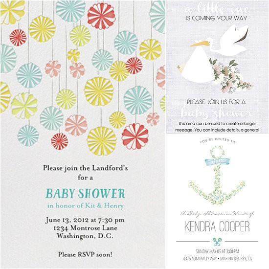 top best baby shower invitation wording ideas