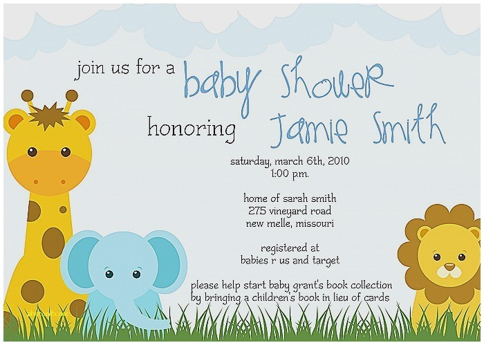 best place to order baby shower invitations