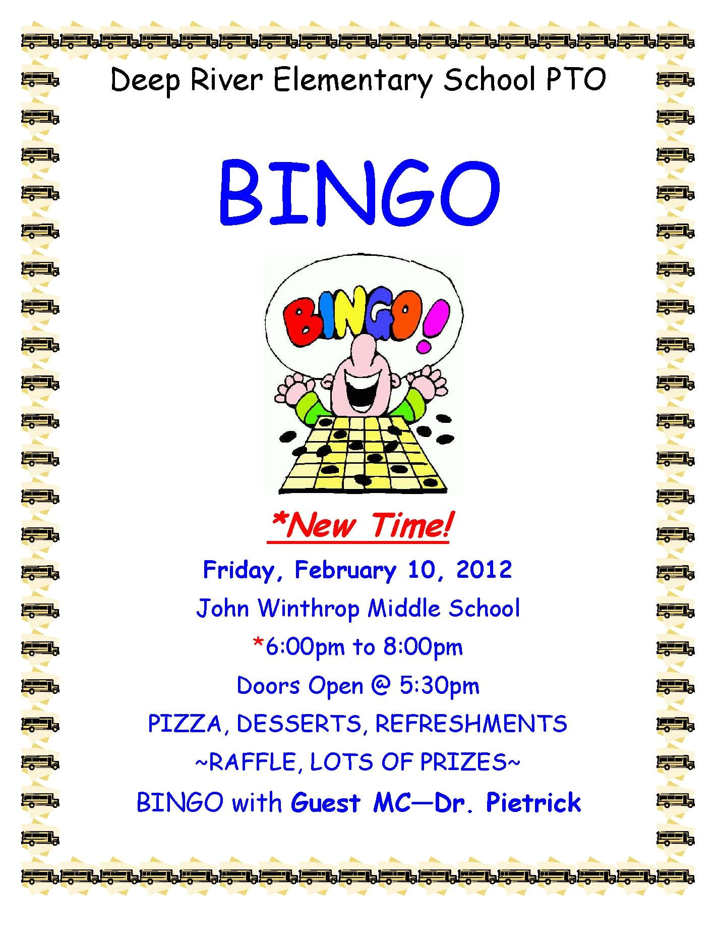 bingo flyers bingo flyer templates and printing party invitations lZ72rY clipart