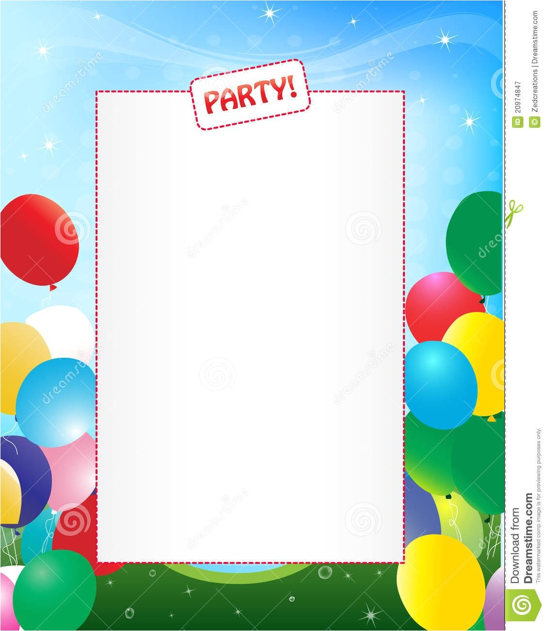 backgrounds for birthday invitations