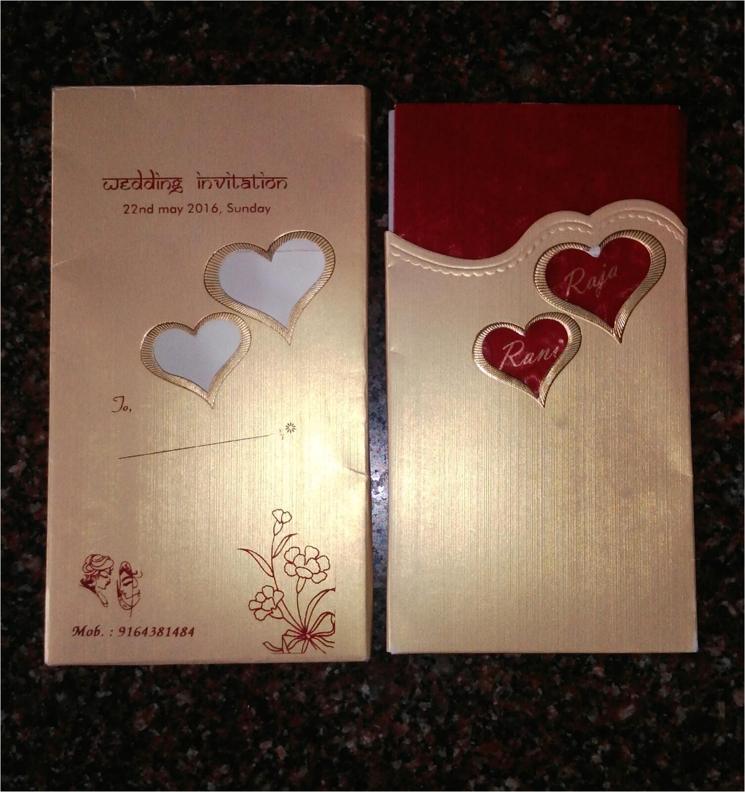 beautiful invitation cards in bangalore designs