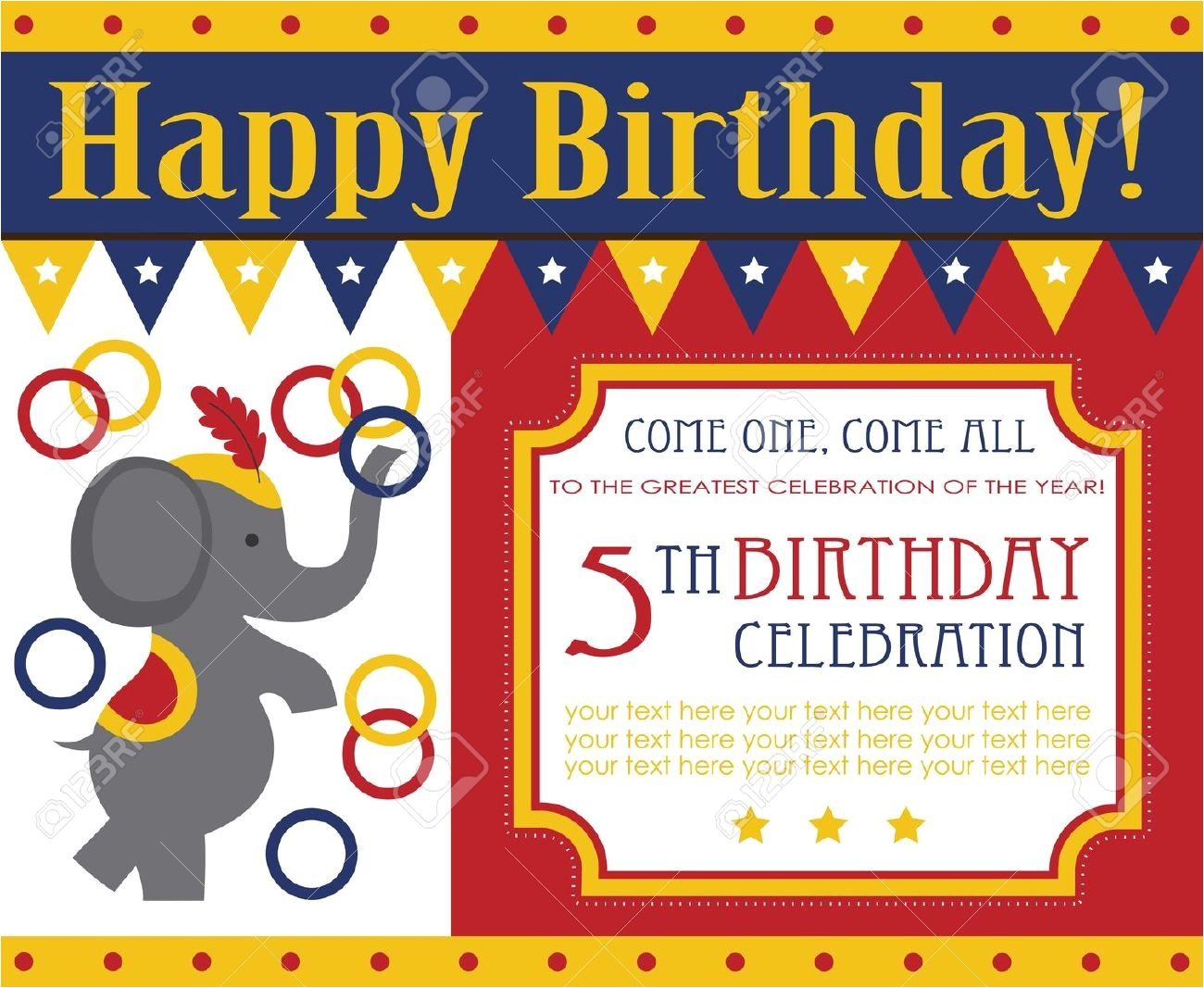 Birthday Invitation Cards Bangalore Kid Birthday Invitation Card Template Lovely Birthday