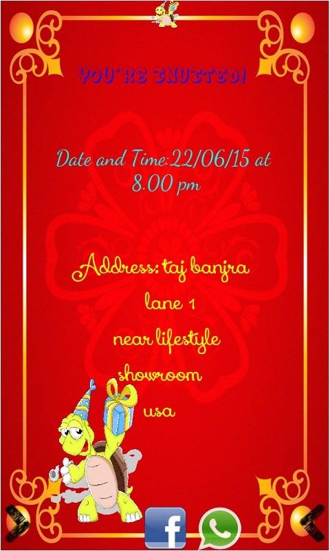 birthday invitation cards models new birthday invitation model toreto