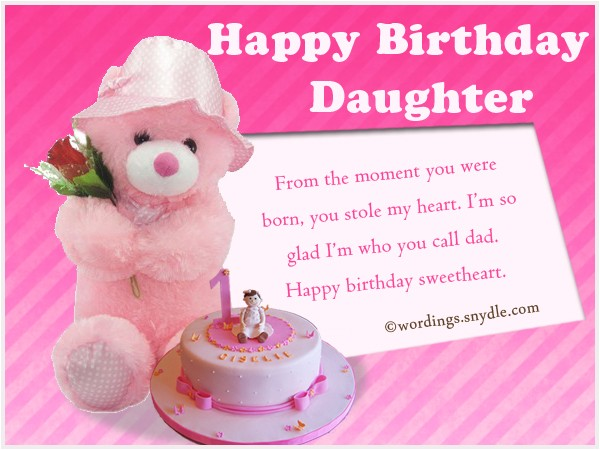 birthday message for my daughter tagalog