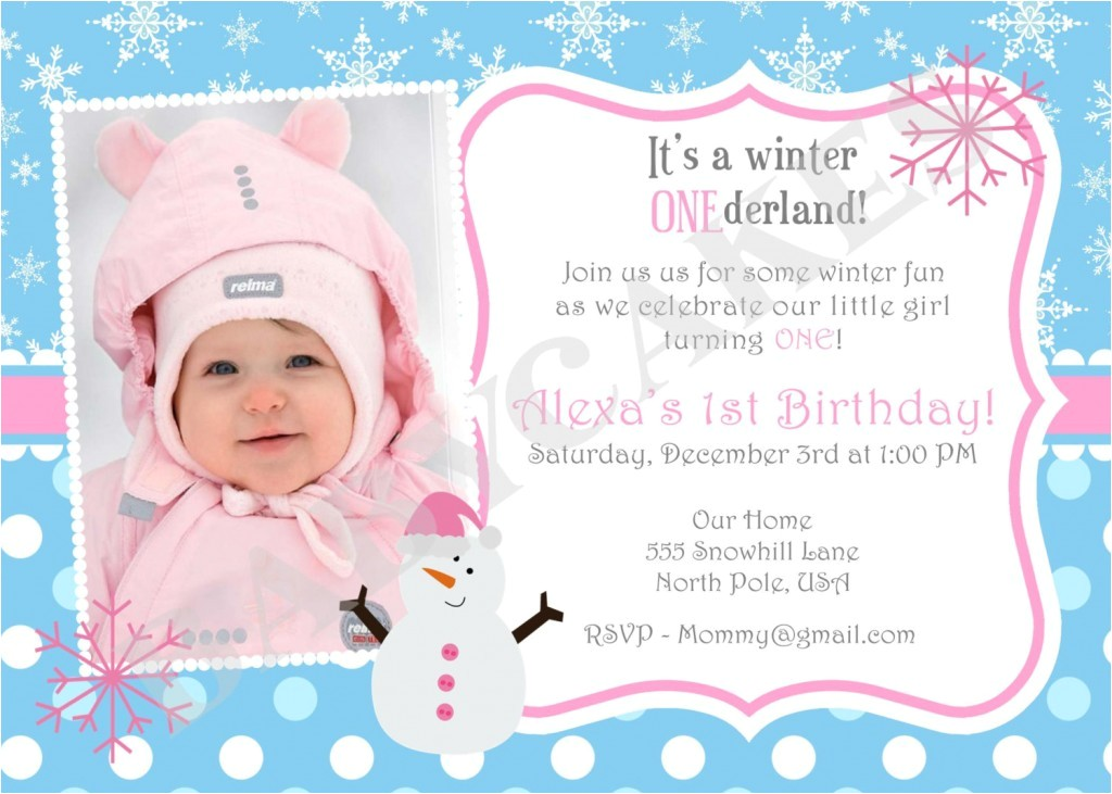 1st birthday invitations wording ideas
