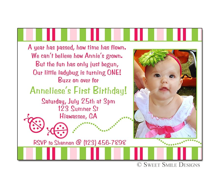 birthday invitations wording