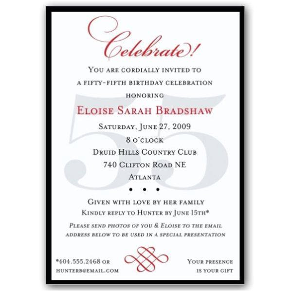 Birthday Invite Wording for Adults Adult Birthday Party Invitation Wording A Birthday Cake