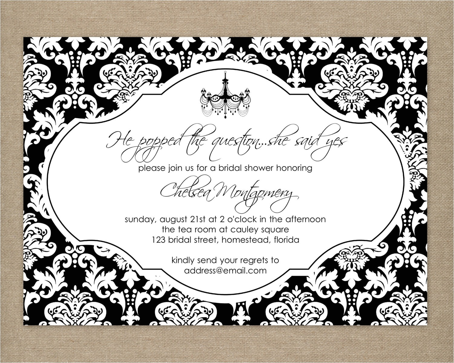 post black and white birthday invitation templates printable