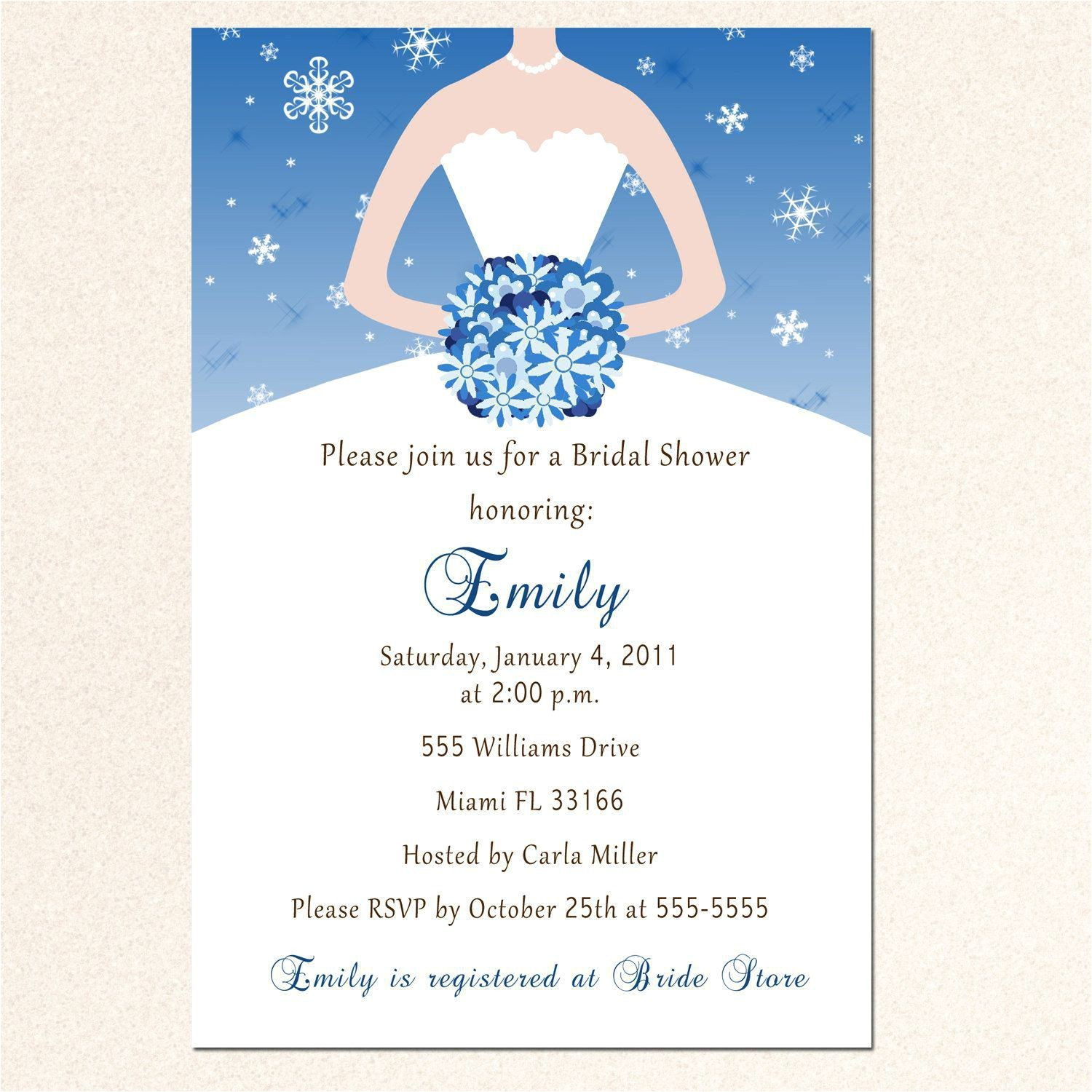 free black and white bridal shower invitation templates