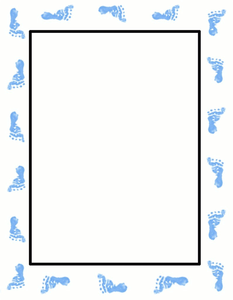 blank baptismal invitation layout