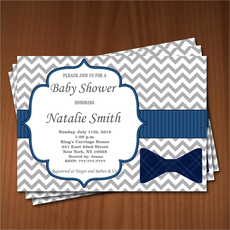 little man bow tie baby shower