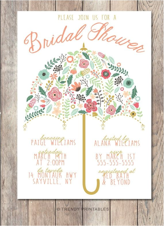 wedding shower invitations hallmark