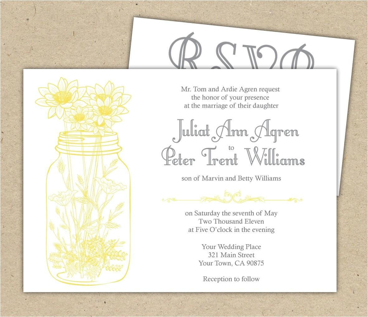 rsvp wedding invitation wording wedding rsvp follow up email wording bernit bridal