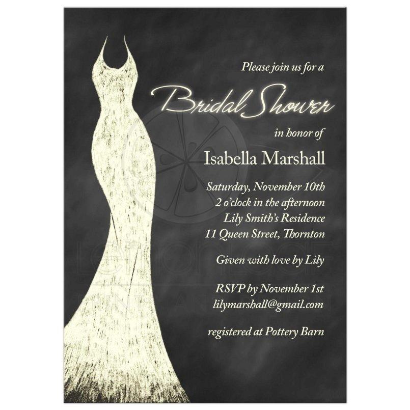 wedding shower invitations vistaprint