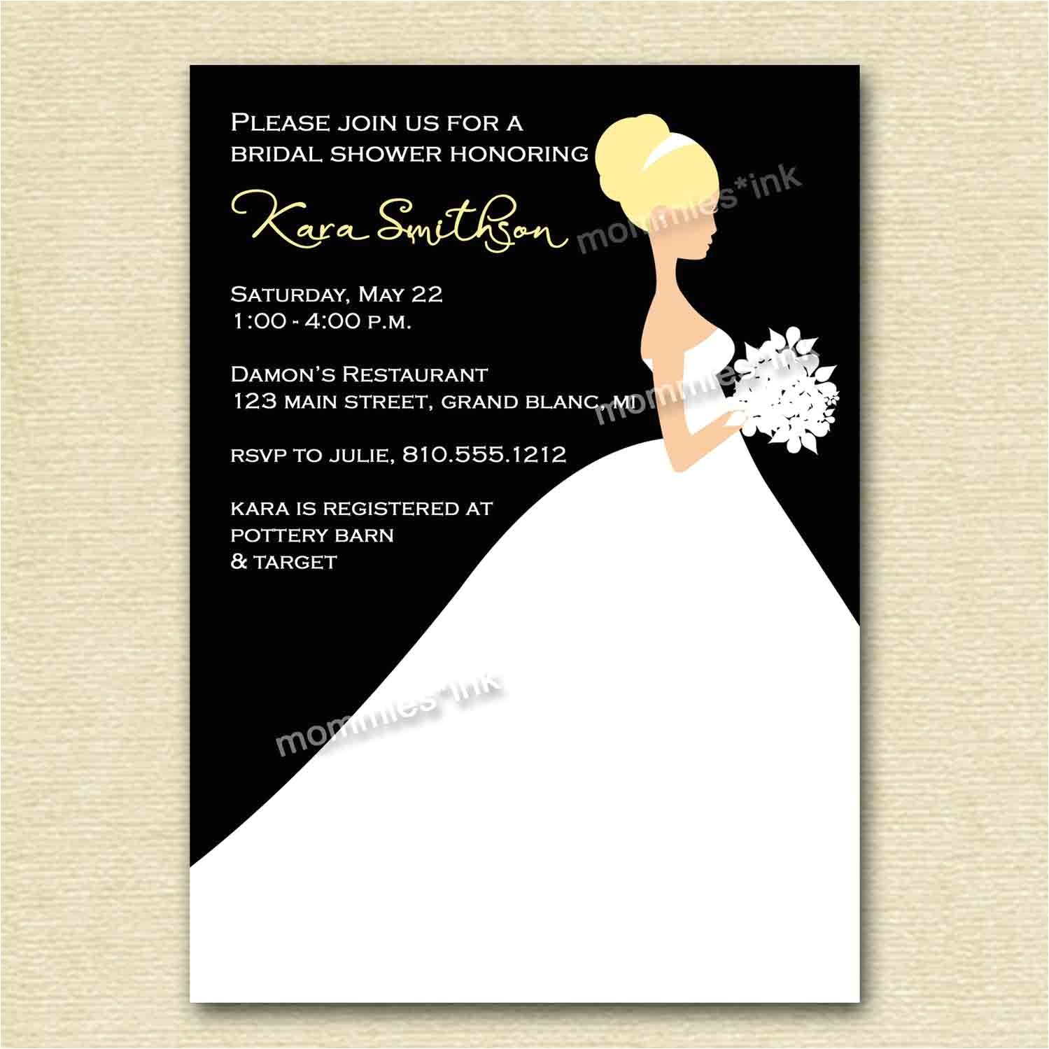 post wedding invitation postcard template