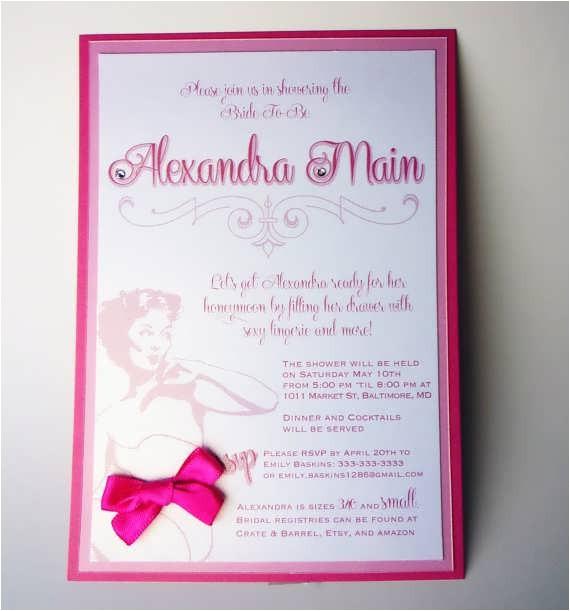 tea party bridal shower invitations etsy