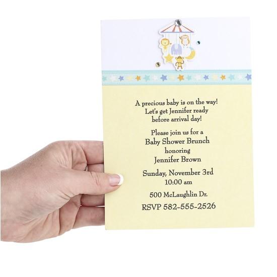 1531 1757 2124 set of 12 createyourown baby shower invitations