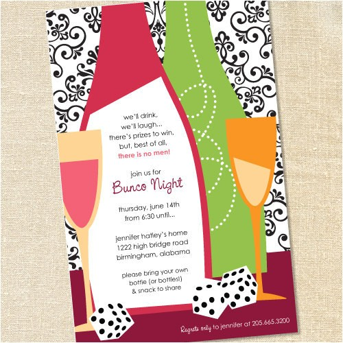 sweet wishes girls night out bunco