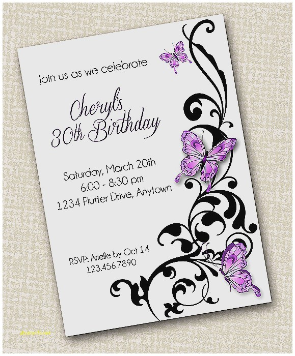 Butterfly Baby Shower Invites Free Baby Shower Invitation Lovely Free Printable butterfly