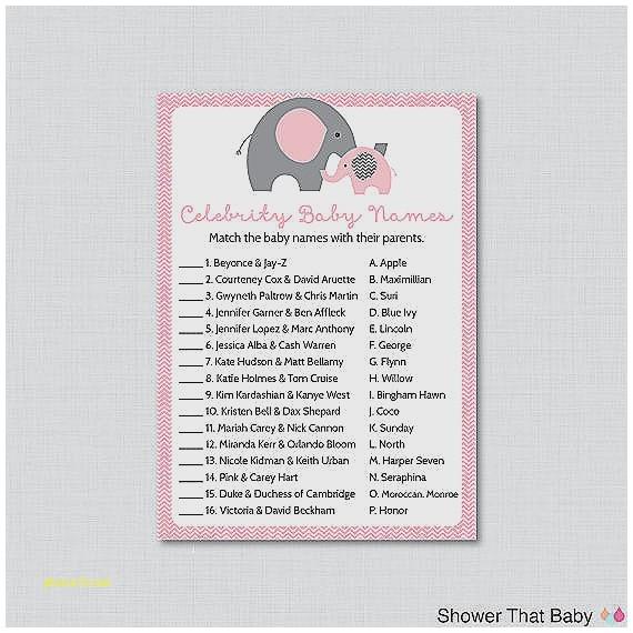 celebrity baby shower invitations