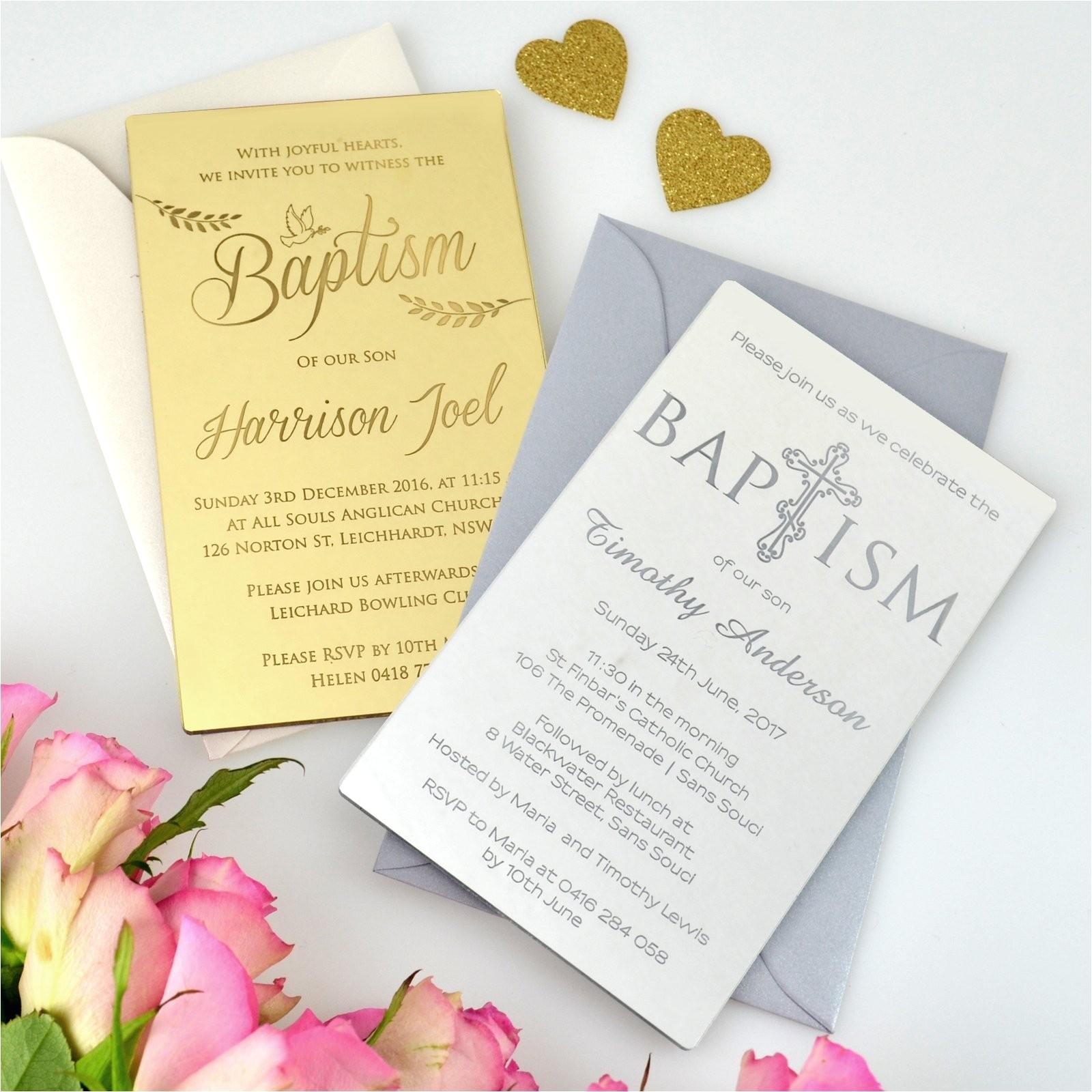 cheap baptism invitations in spanish
