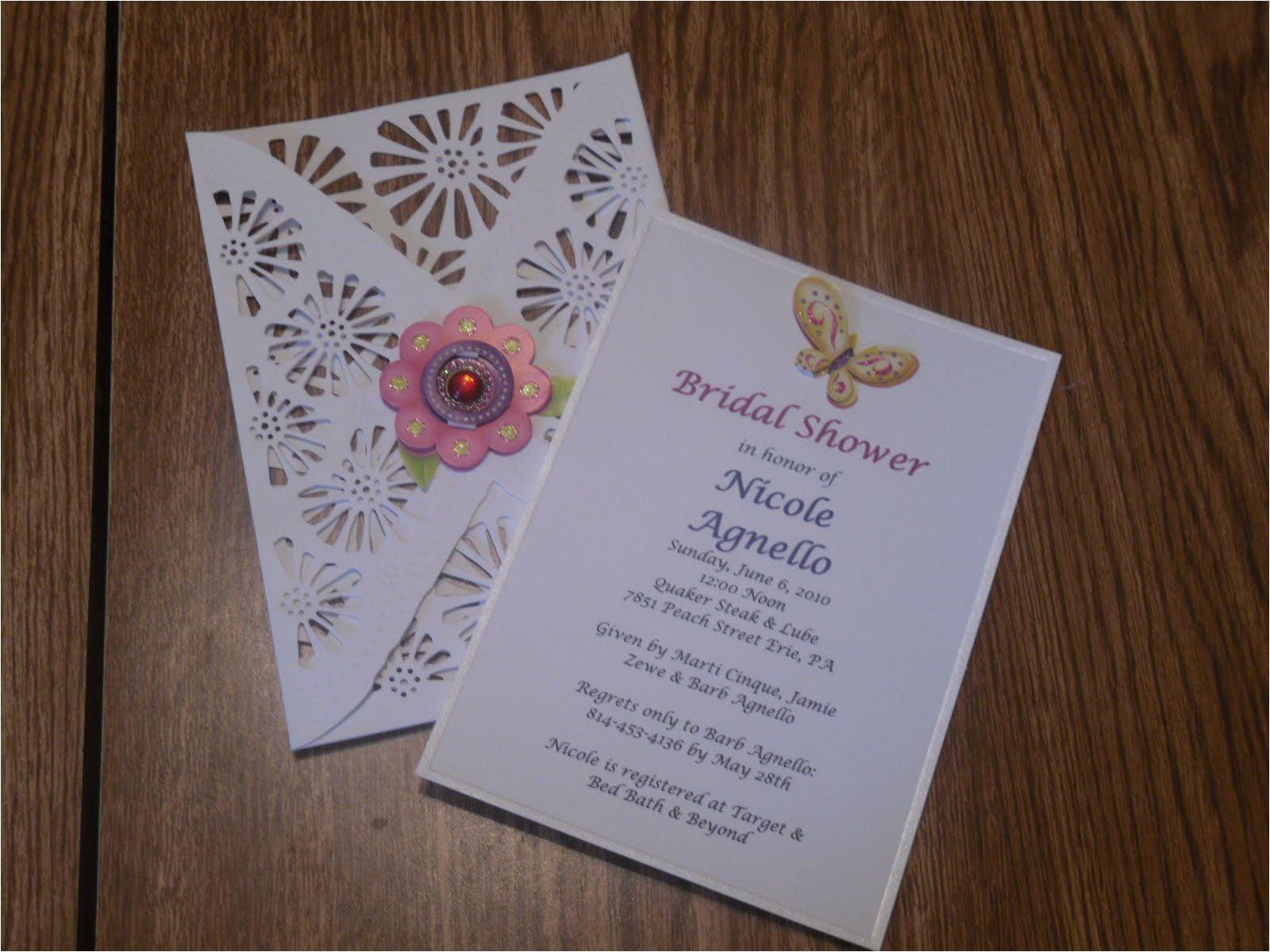 cheap bridal shower invitations printable