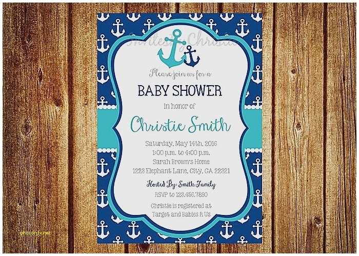 cheap nautical themed baby shower invitations lovely 17 best images about nautical baby shower on pinterest