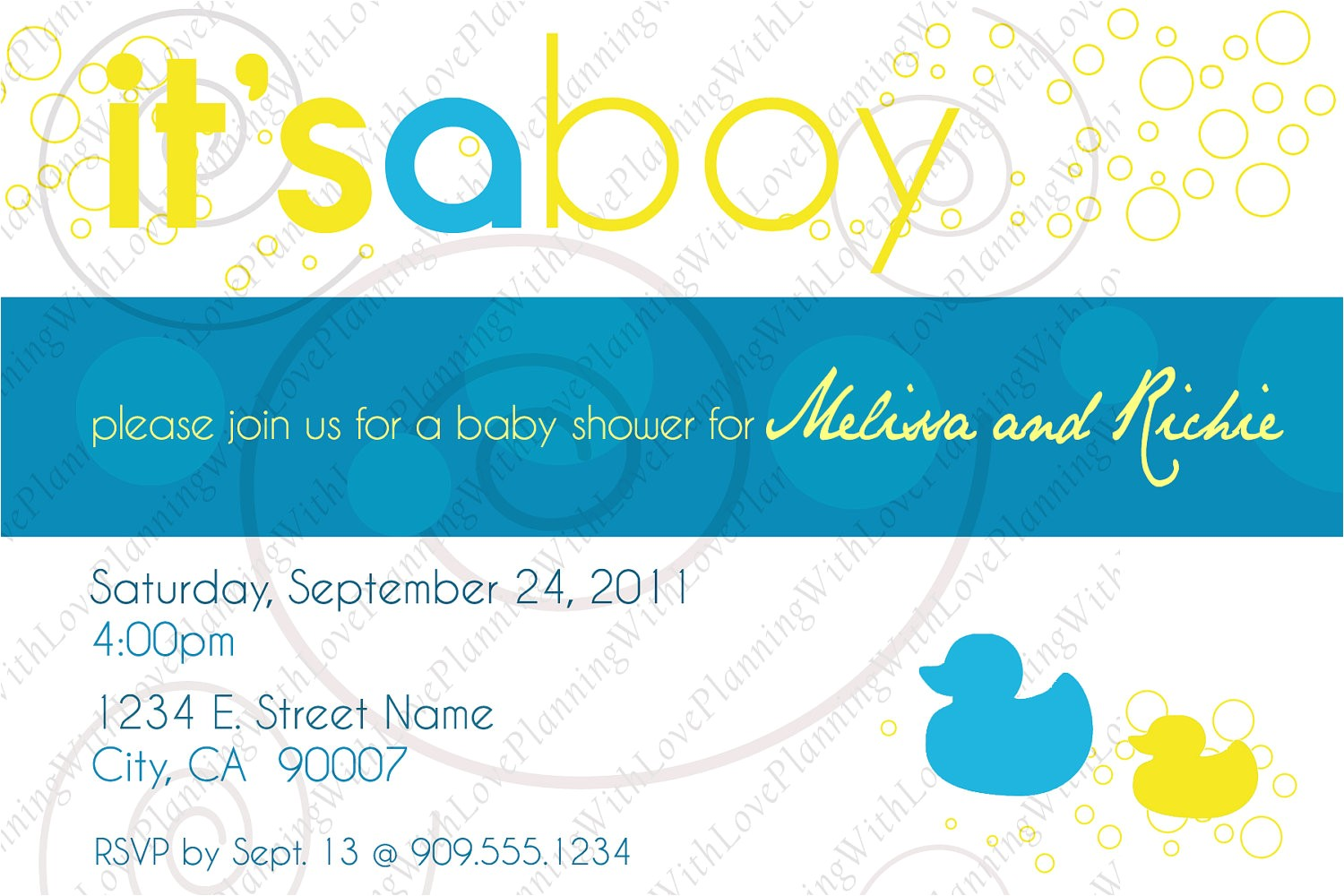 Cheap Rubber Duck Baby Shower Invitations Design Cheap Rubber Duck Baby Shower Invitations Rubber
