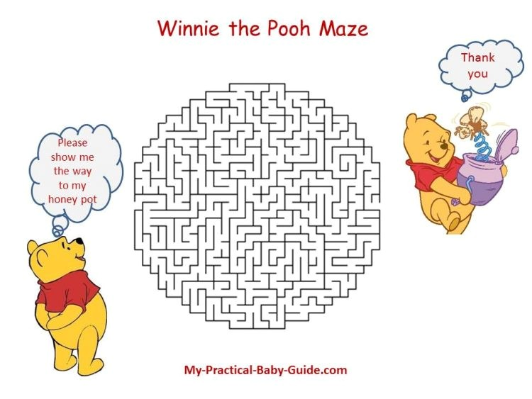 designs simple blank winnie the pooh baby shower invitations