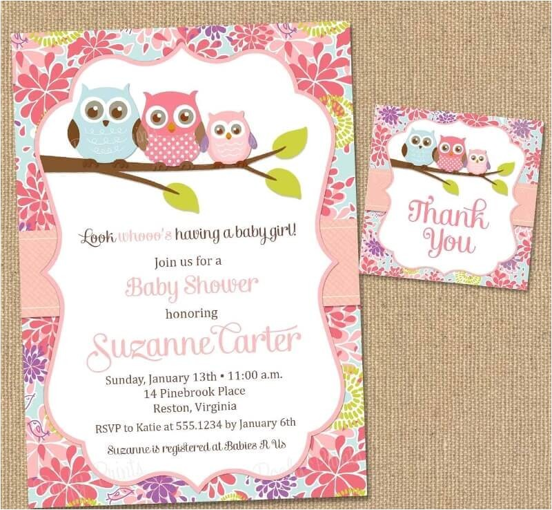 checklist of cute cheap baby shower invitations