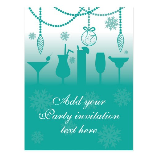 background for cocktail party invitations postcard 239945918175345437