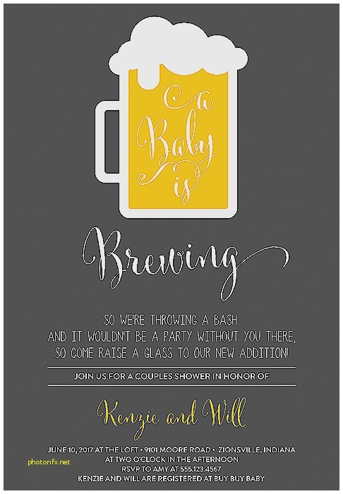 coed baby shower invite wording