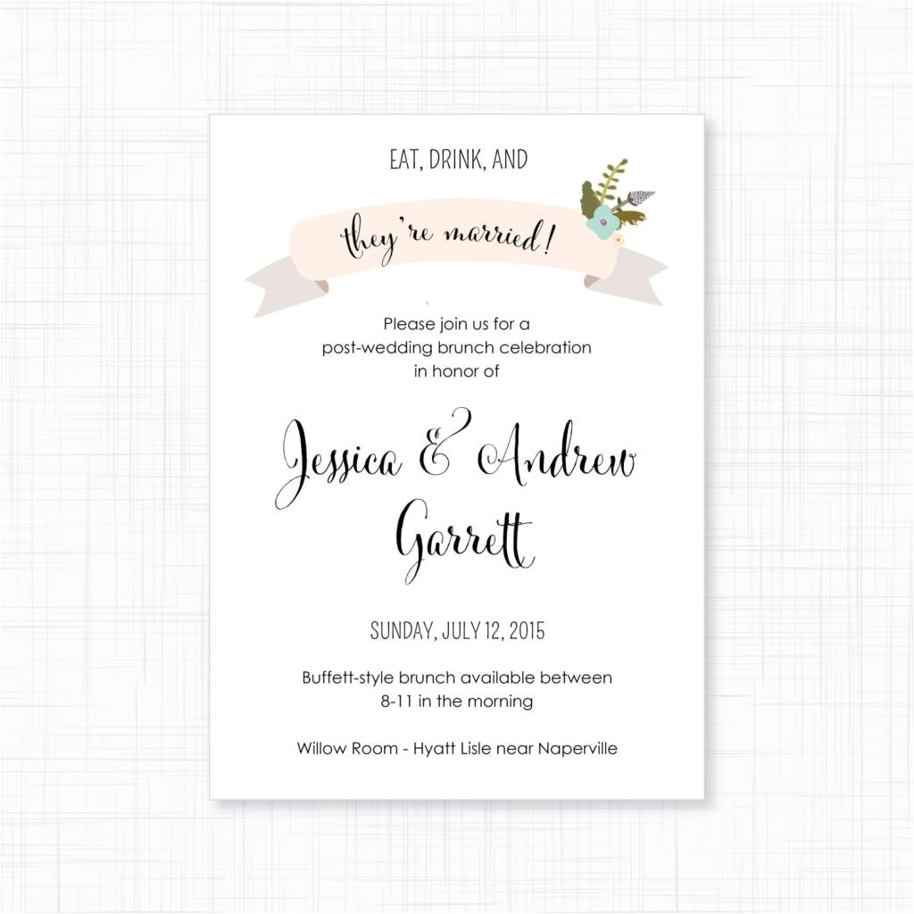 wedding invitation wording couple hosting