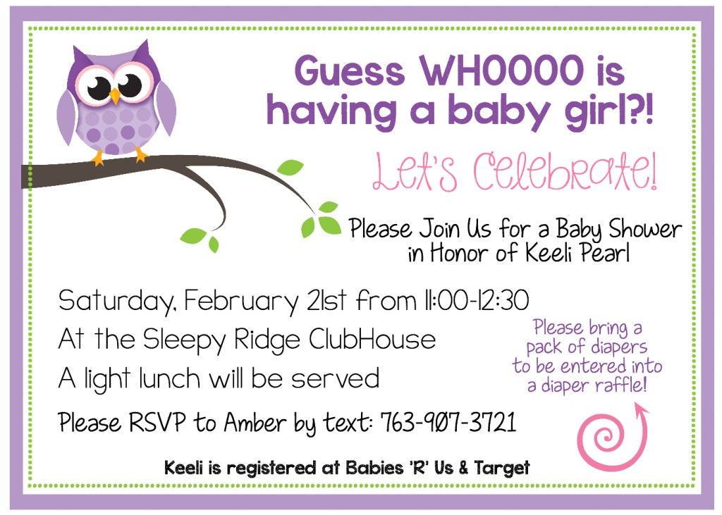 baby shower invitations create your own free