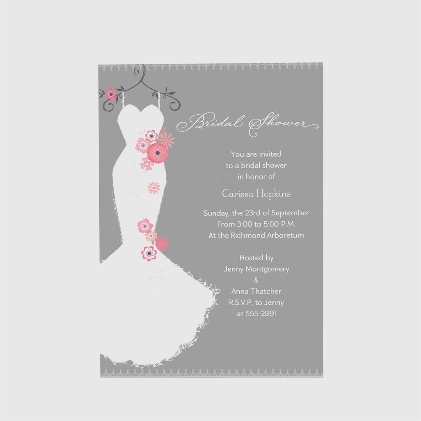 blank wedding shower invitations lovely bridal shower invitation wording for out of state bride