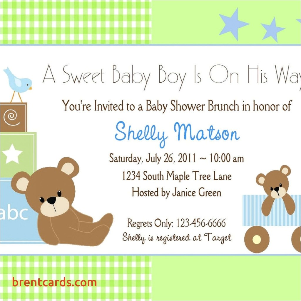 custom baby shower invitations online 2
