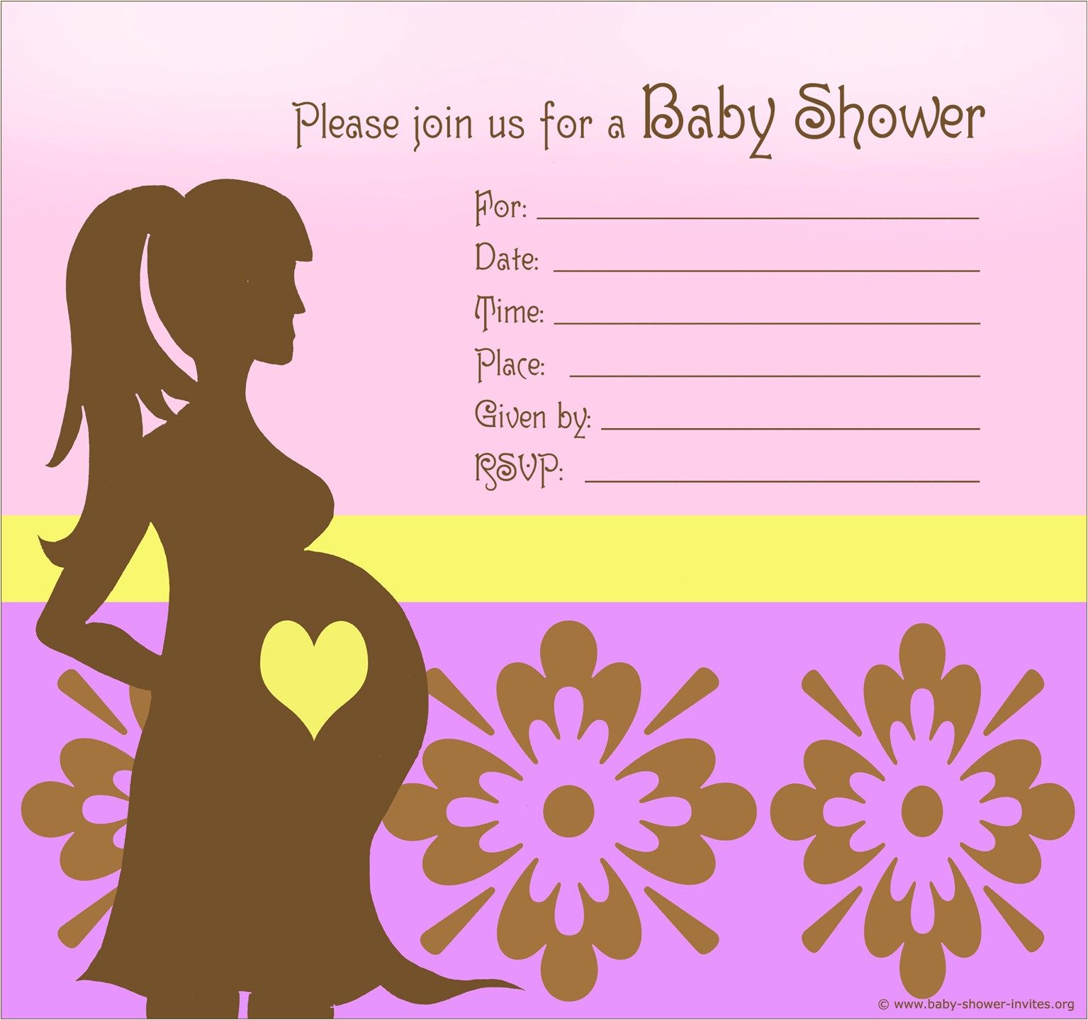 custom baby shower invitations free