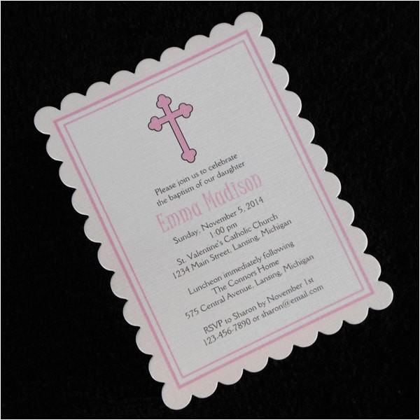 personalized christening baptism