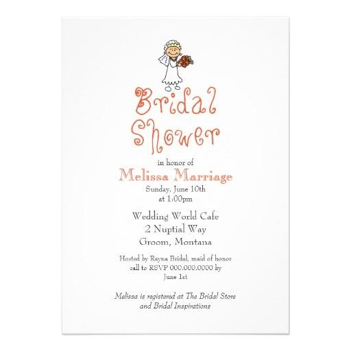 post cute bridal shower wording 582451