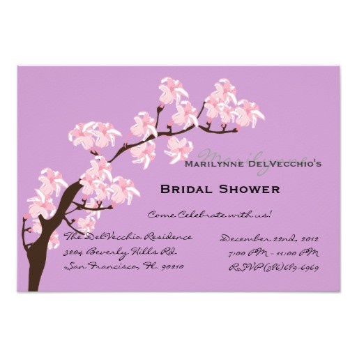 cute pink bridal shower party invite 161898570117350141