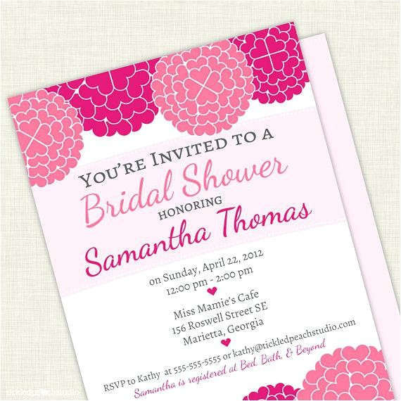 wedding shower invitations for cheap