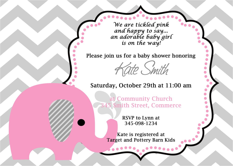 cutest baby shower invitation ideas