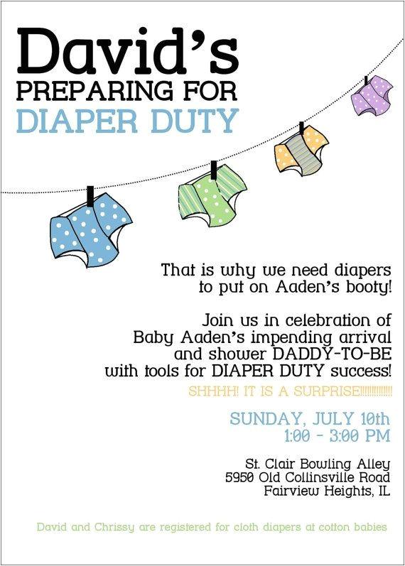 Daddy Baby Shower Invitations Custom Modern Personalized Gender Neutral Dad Daddy Baby