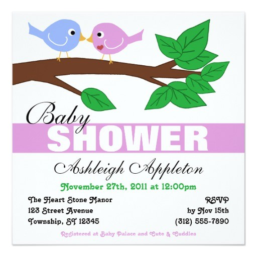 mommy daddy bir s baby shower invitations
