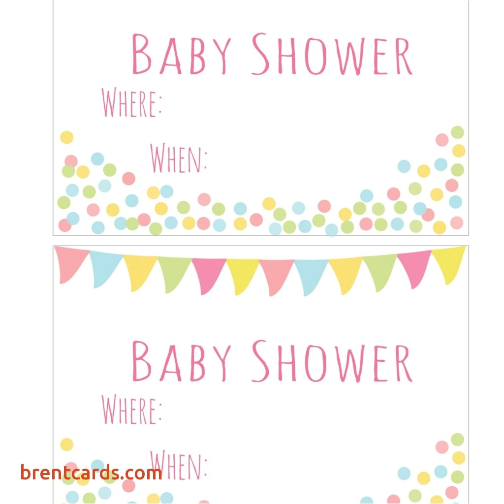 design my own baby shower invitations free