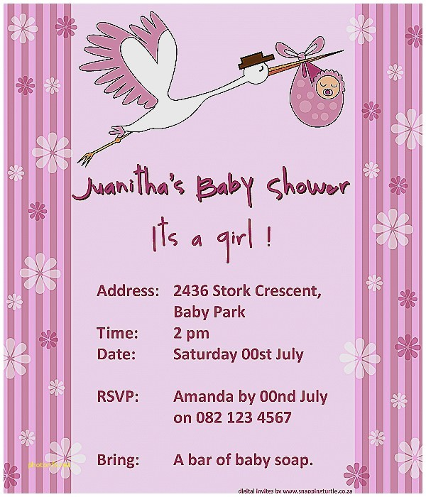 Digital Baby Shower Invitations Email Baby Shower Invitation Best Email Invitations Baby