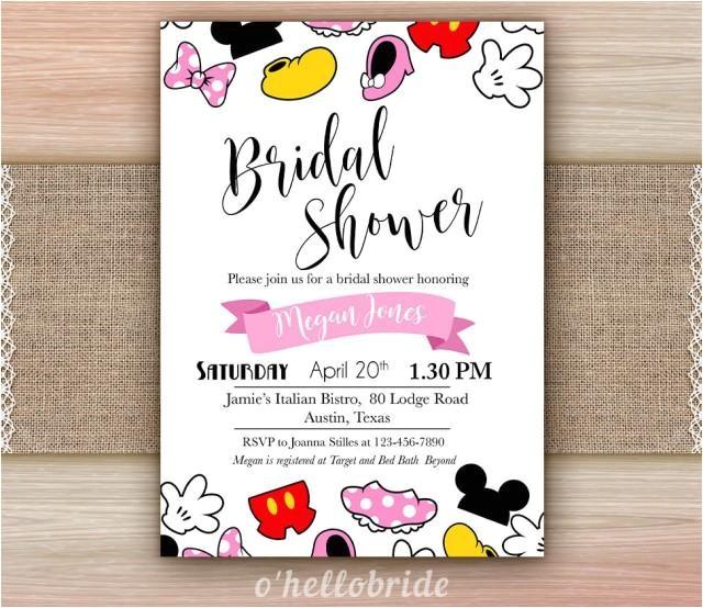 disney theme bridal shower invitation printable disney engagement party invitations disney wedding party invites 009