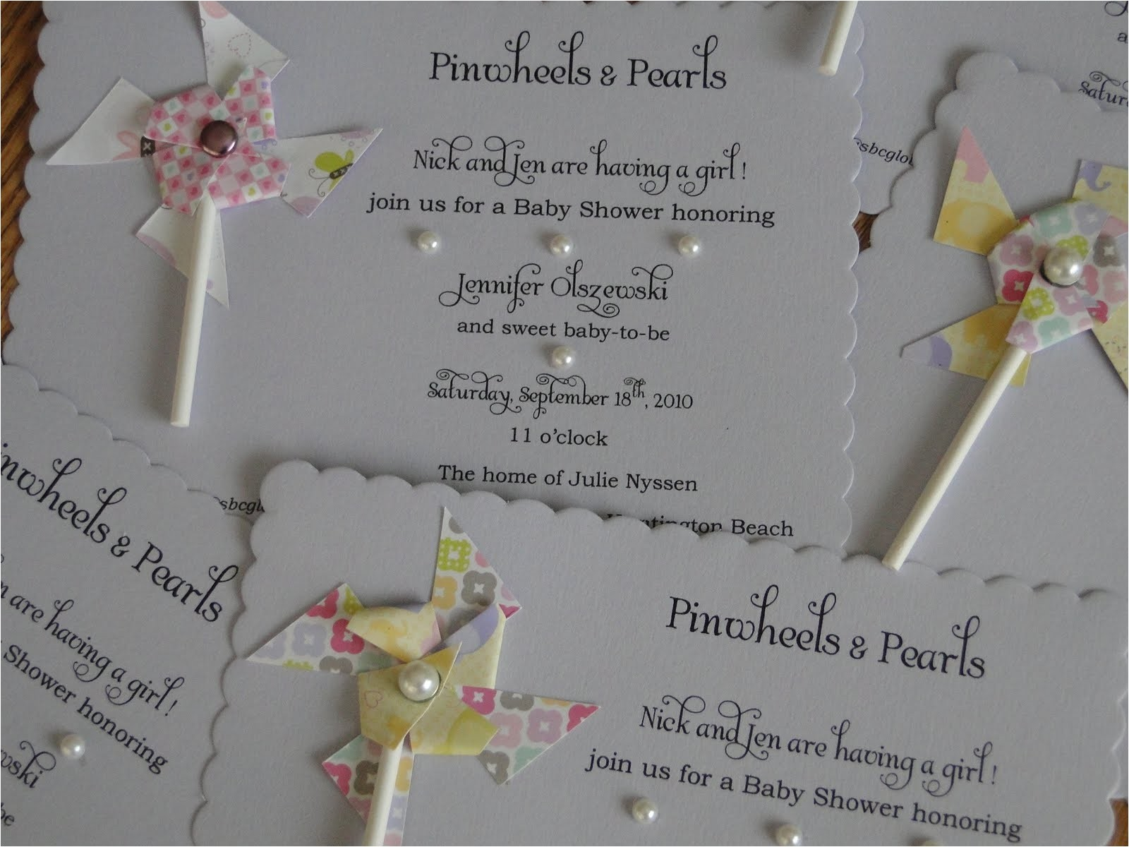 baby shower invitations diy